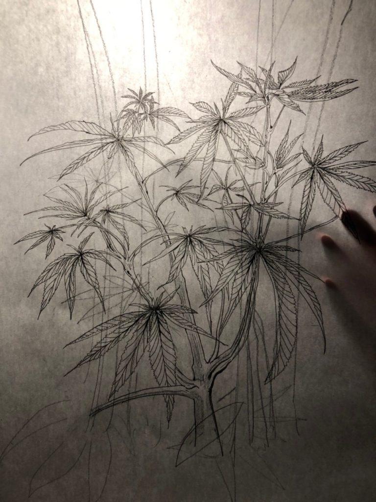「生きるために、花は/花屋は生活必需品です」
