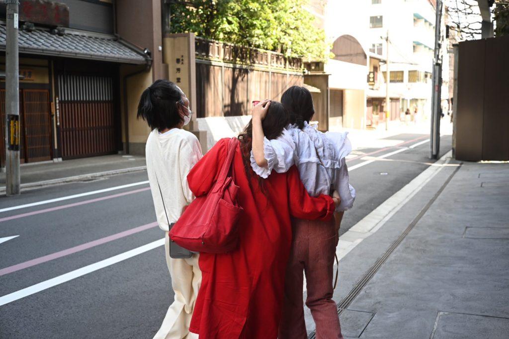 Maggie & Wabara at Ace hotel Kyoto